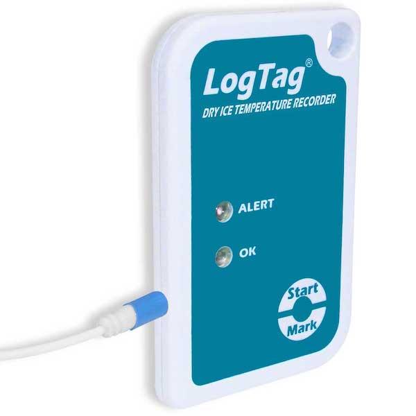 LogTag-TREL-8-Dry-Ice-Temperature-Logger